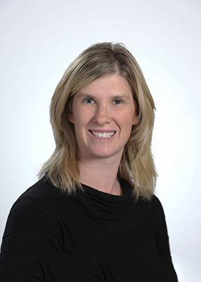 Practice Coordinator Jennifer Rhoddy