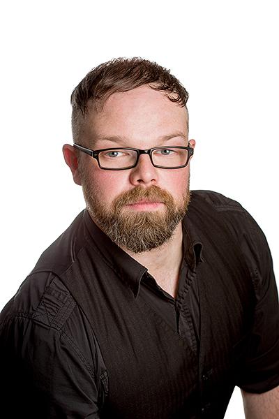 Shane Richer Massage Therapist
